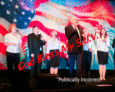 Secret Service Singers by Maestro Productions