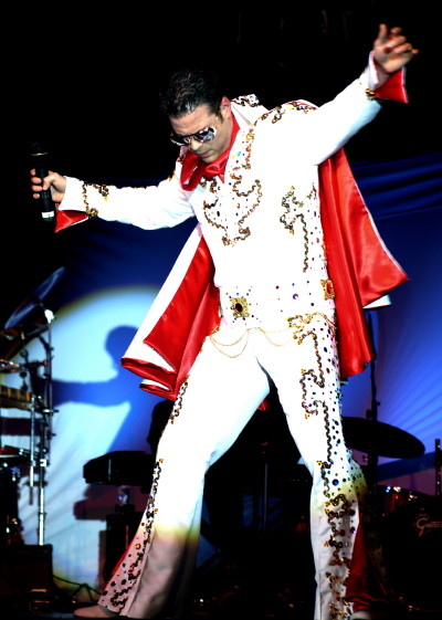 Our Elvis Impersonator