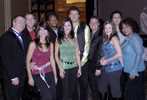 Cast of the Holiday Show