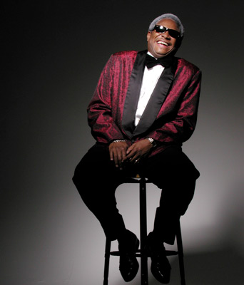 Percy Travis as Ray Charles