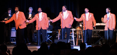 Temptations Tribute Band by Maestro Productions in Nashville